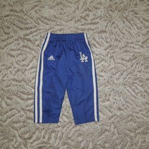 Windbreaker Blue White Los Angeles Pants Size 6-9M
